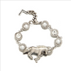 Charm Unicorn Bracelet with Pearl - Laizis