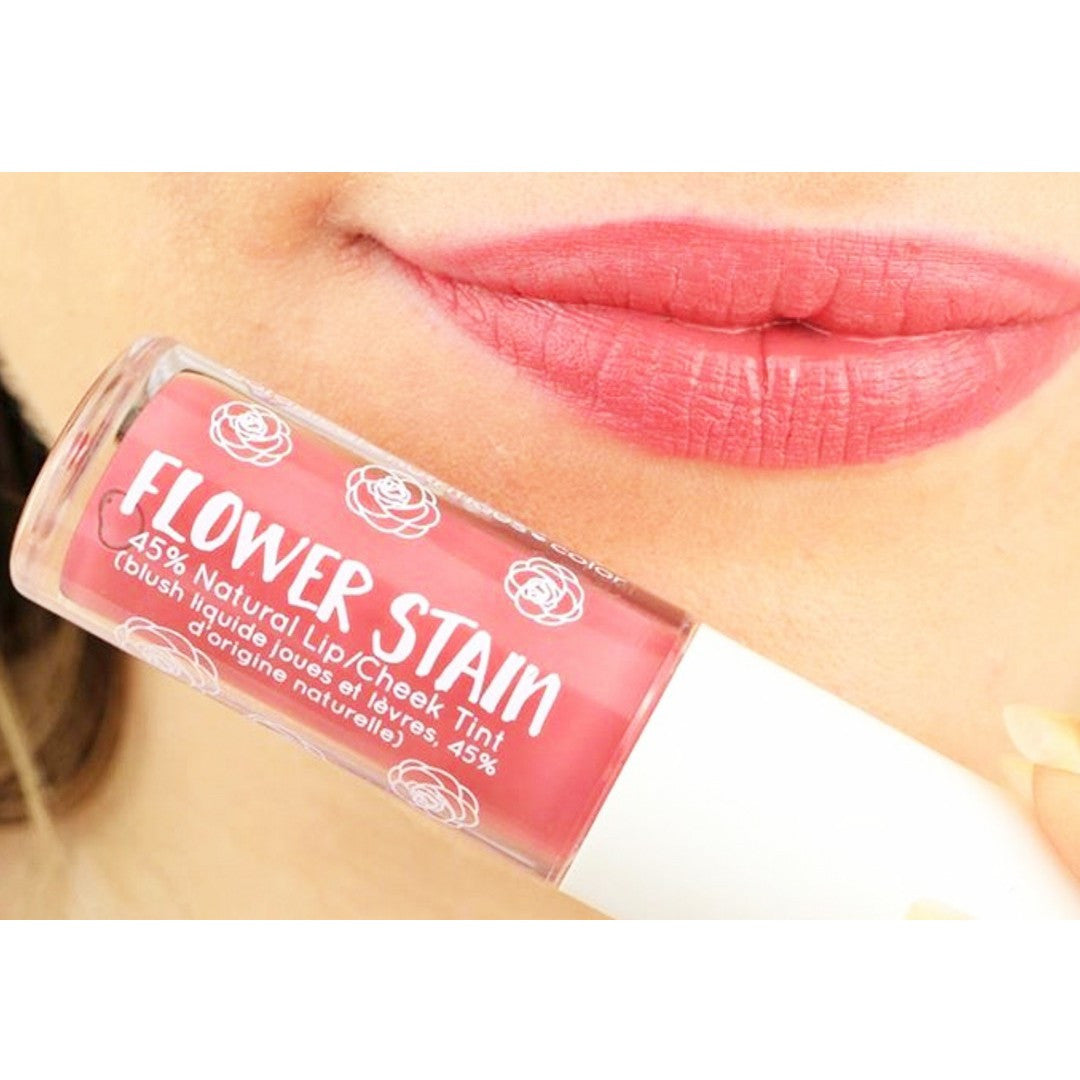 Flower Stain - 45% Natural Lip/Cheek Tint