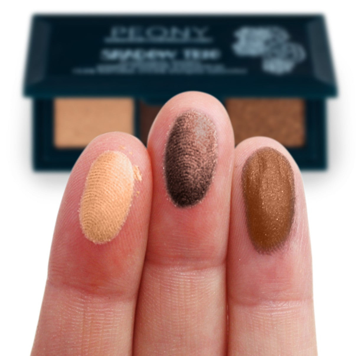 Shadow Trio - Talc-Free Eyeshadow Palette