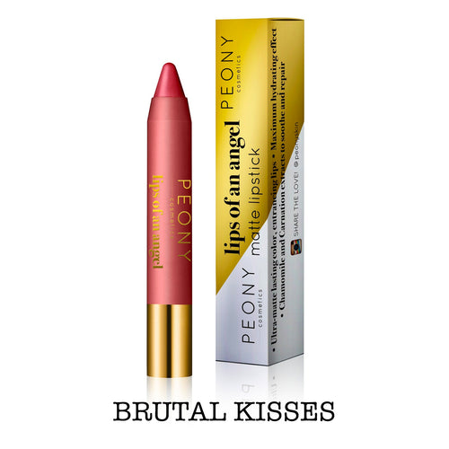 Lips Of An Angel - Matte Lipstick With Chamomile And Carnation Extracts