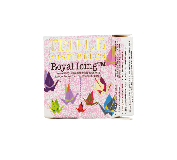 Royal Icing™ - Pore Refining, Luminizing Micro Pigments