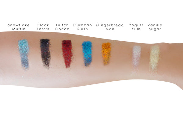 Bonbon Bling - Lustrous Potted Pigments