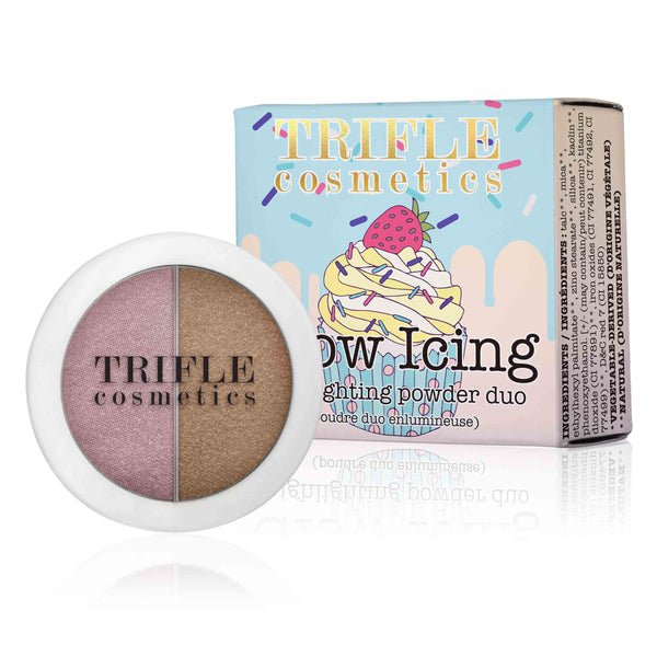 Glow Icing - Highlighting Powder Duo