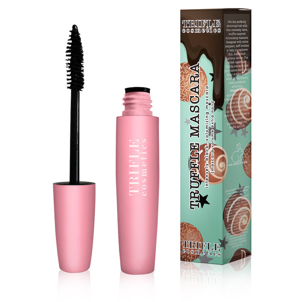 Truffle Mascara - Intensely Black, Volumizing Mascara