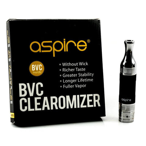 Aspire ETS (Glass) BVC Tank