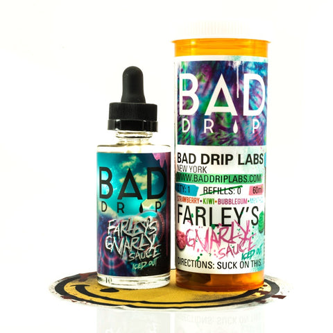 Bad Drip Labs Farley's Gnarly Sauce Iced Outtt 60ml