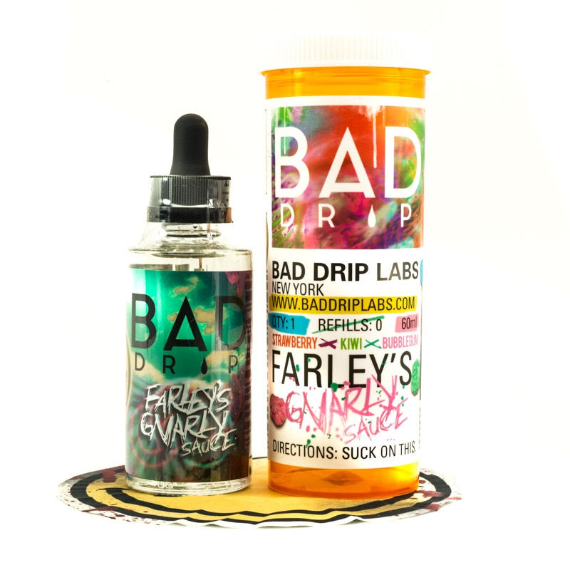 Bad Drip Labs Farley's Gnarly Suace 60ml