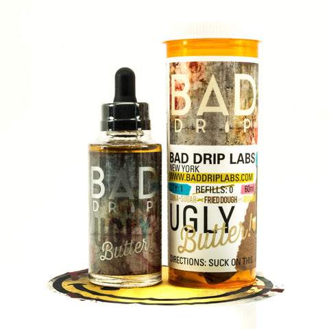 Bad Drip Labs Ugly Butter 60ml