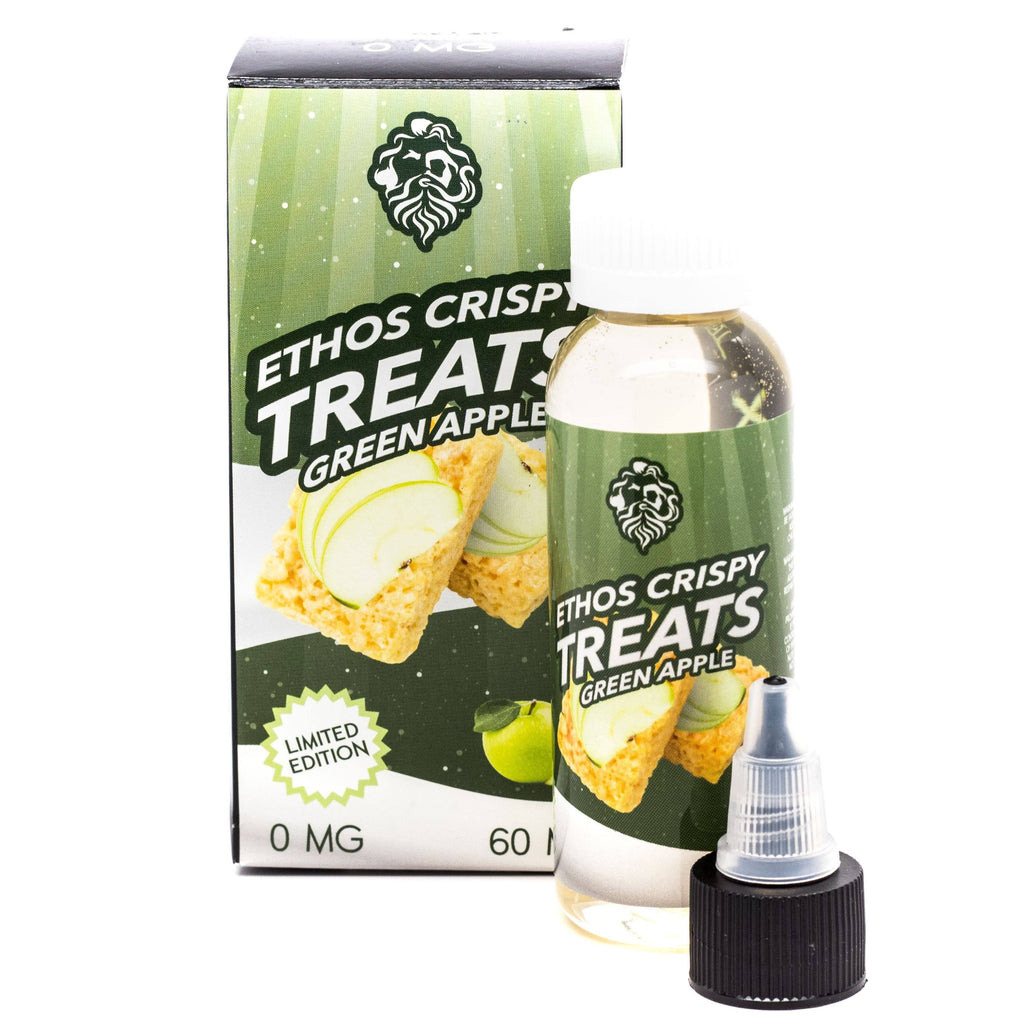Ethos Green Apple Crispy Treats 60ml
