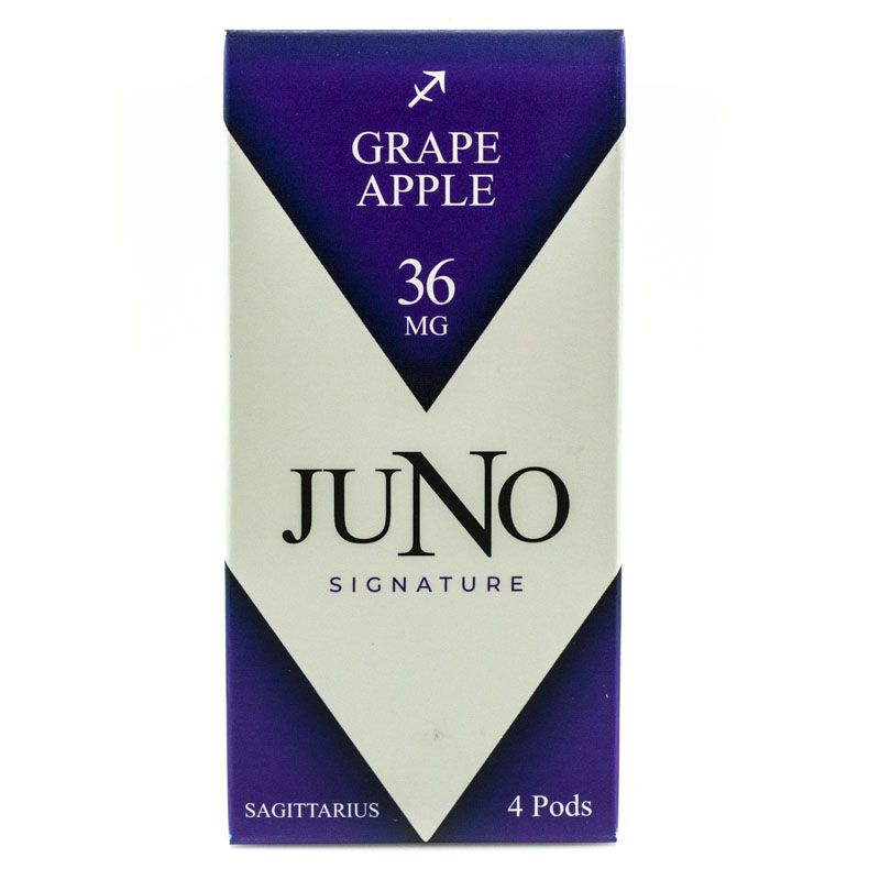 Juno Replacement Pods- Sagittarius (Grape Apple)
