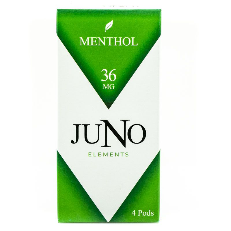Juno Replacement Pods- Menthol