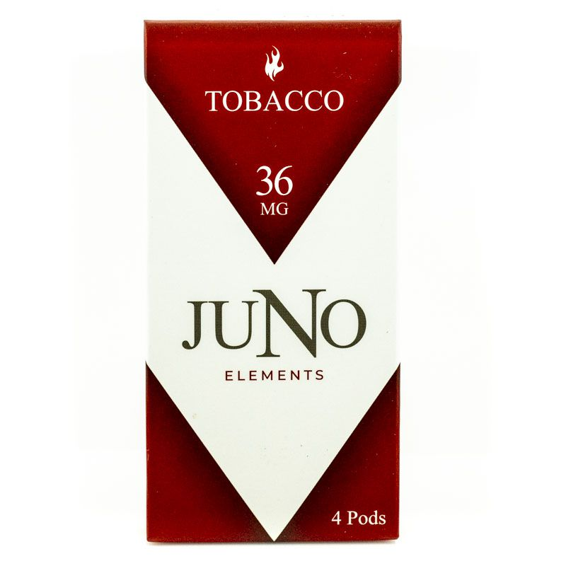 Juno Replacement Pods- Tobacco