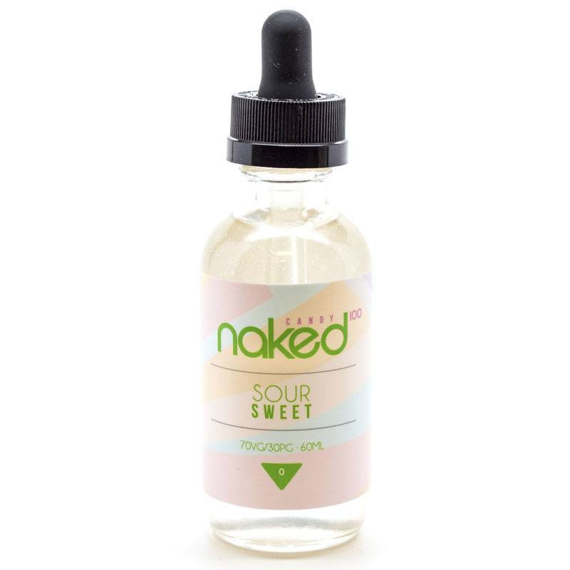 Naked 100 Sour Sweet 60ml