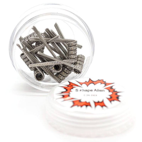 Prebuilt S Shaped Alien Claptons