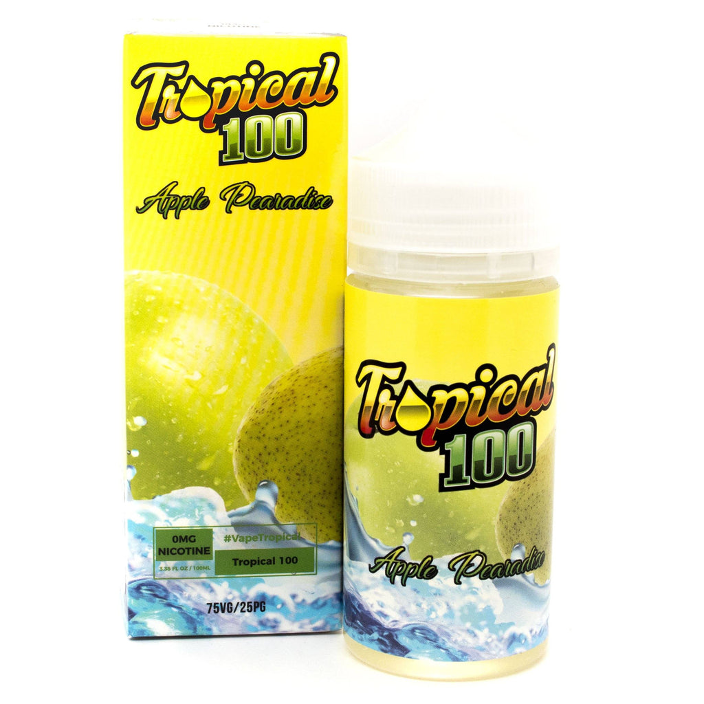 Tropical 100 Apple Pearadise 100ml