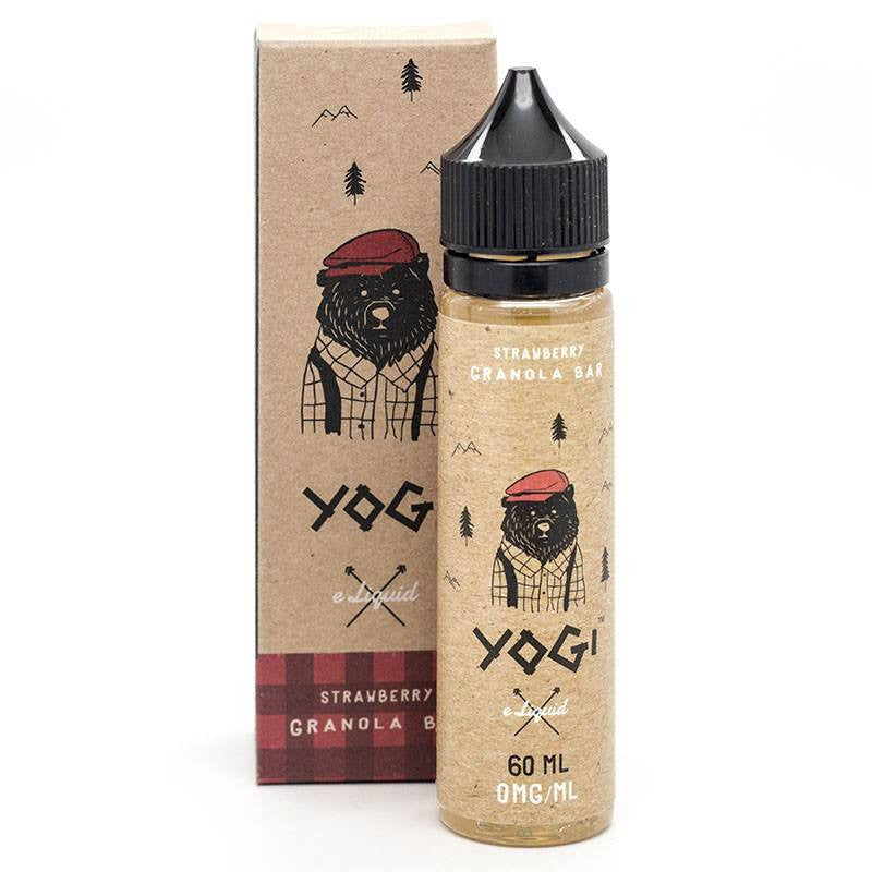 Yogi Strawberry 60ml