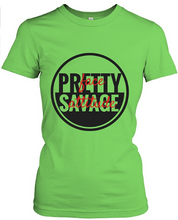 Face On Pretty Attitude On Savage