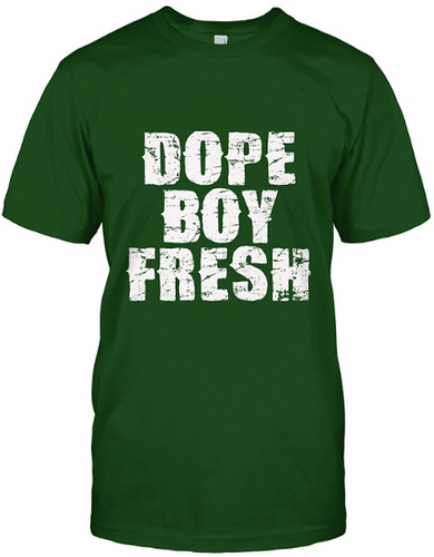 Dope Boy Fresh Men's Tee