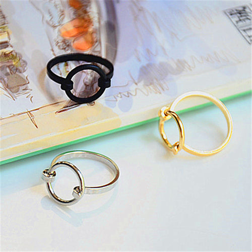 New Open Frame Ring - AccessorTees