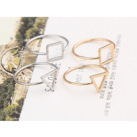FREE! FREE!! FREE!! Silver/ Gold Plated Midi Knuckle Rings - AccessorTees