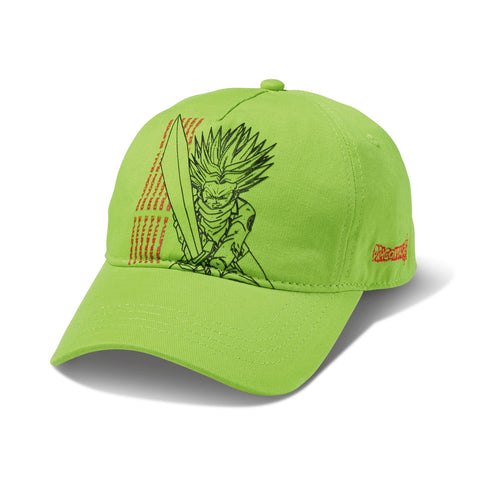 Primitive x Dragon Ball Super: Future Strapback (Neon Green)