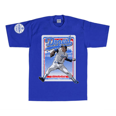 Streetwise Fernandomania T-Shirt (Royal)