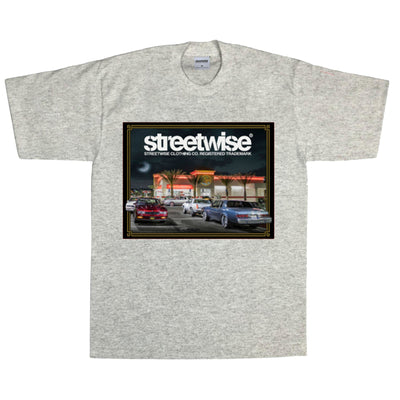 Streetwise G-bodies T-Shirt (Gray)