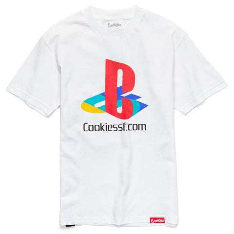 Cookies Gamer T-shirt (White)