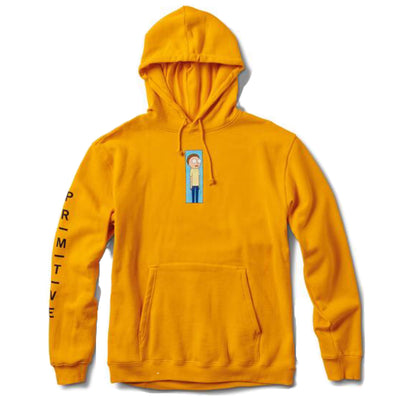 Morty Vortex Hood (Gold)