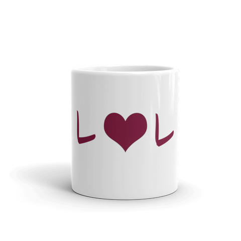 LOL (Love Out Loud) - Mug