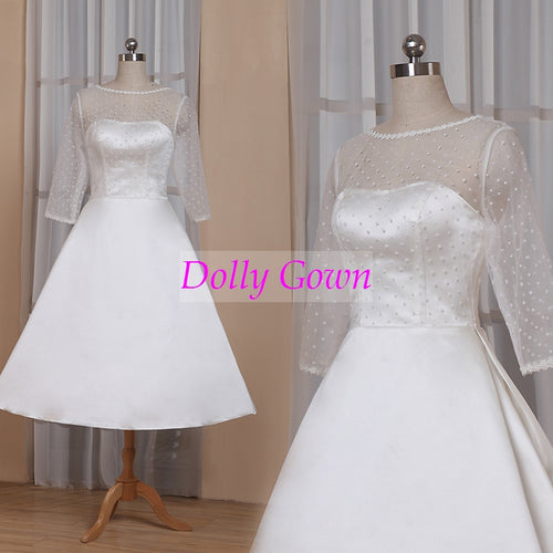 Rockabilly Wedding Dresses