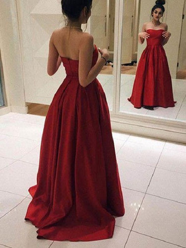 Cheap Red Prom Dress,MA174-Dolly Gown