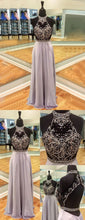 Wedding Guest Dress,Long Formal Dress,Halter Prom Dress,Robe De Soirée,MA011