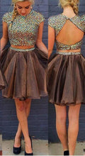 2 Pieces Homecoming Dress,Freshmen Prom Dress, Prom Dress For Teens,MA180-Dolly Gown