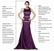 Red Mermaid Plunge V neck Plus Size Prom Dress,GDC1281