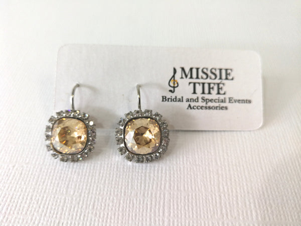 Solana Crystal Earrings
