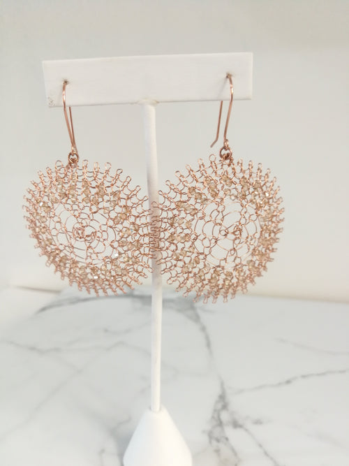 Helina Earrings (Large)