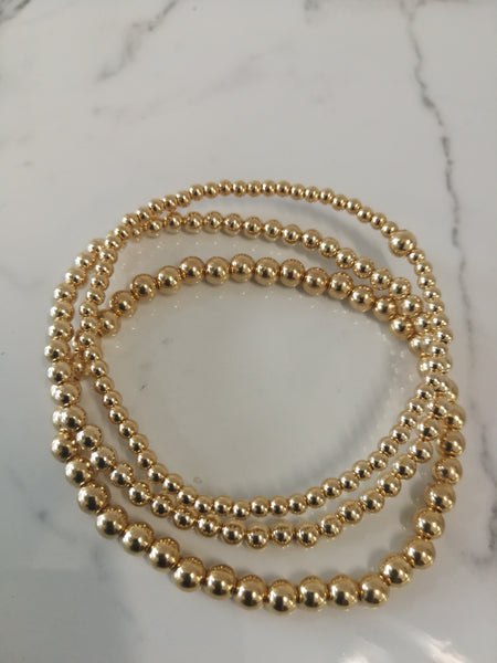 Denae Necklace/Layered Bracelet