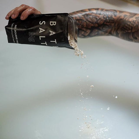Have you Ever Wondered What is Inside Salt Lab's Magnesium Bath Salts?