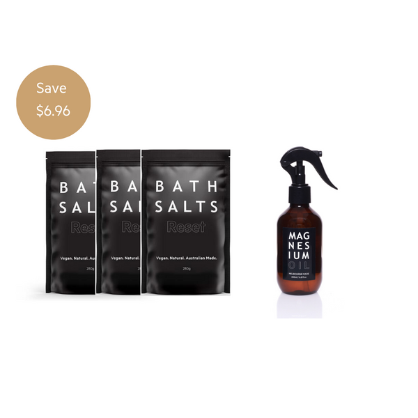 Rest and Rejuvenate Bundle - saltlab