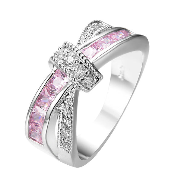 Breast Cancer Awareness Ring - One Happenstance
