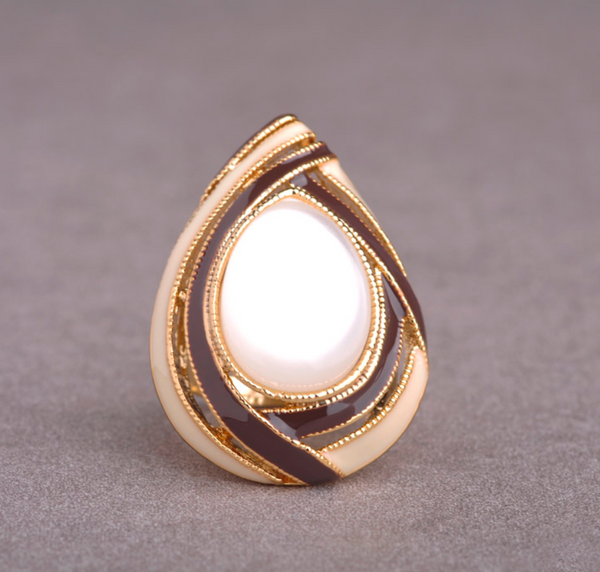 Oval Opal Ring - One Happenstance