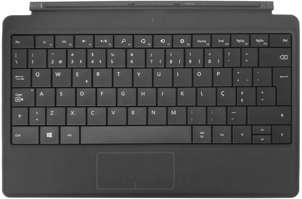 Surface Pro German Keyboard