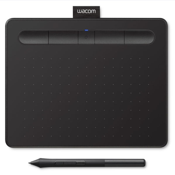 Wacom Intuos S, Bluetooth, Black