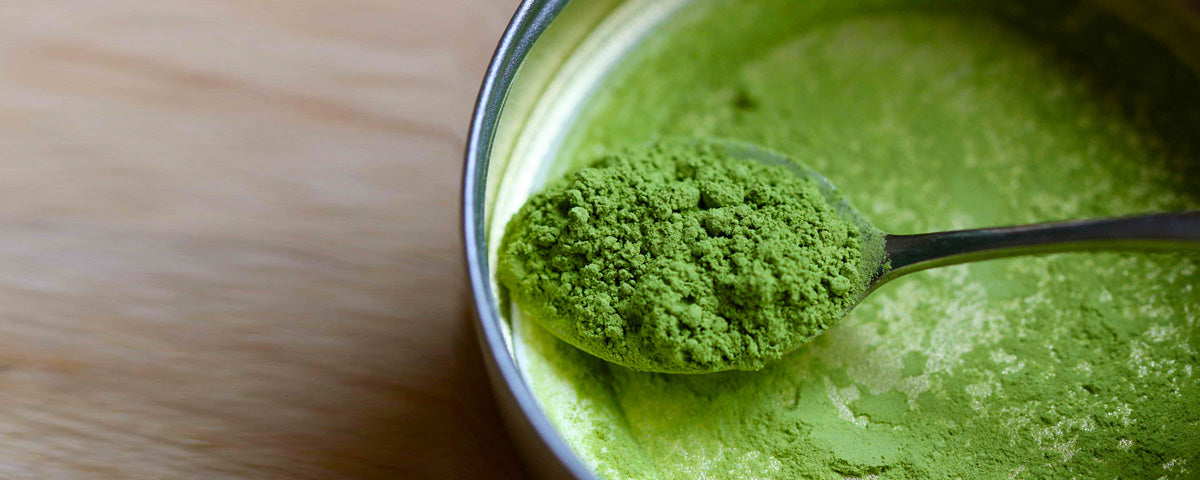 Mathca - green tea powder