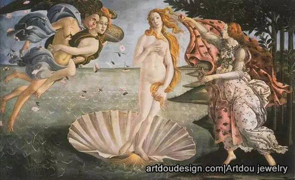 the God of Venus oil paintings