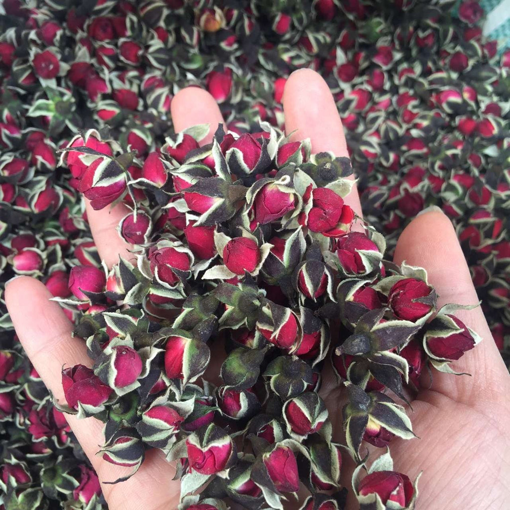 Herbal Teas Sampler Phnom Phnom Penh Rose Buds Herb Tea 500g