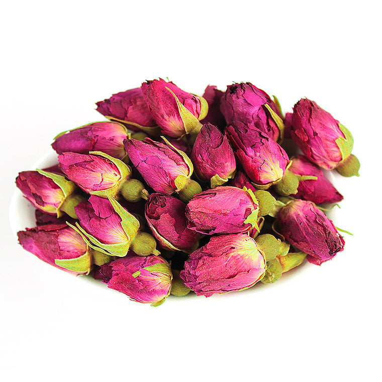 JQ Herbal Teas Sampler Red Rose Buds Herb Tea 250g
