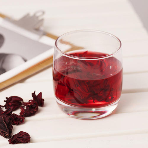 Dried Organic Hibiscus Flowers Roselle Kate Naturals 500g Perfect for Tea,Lemonade, Baking, Baths. Fresh Fragrance. Gluten-Free, Non-GMO