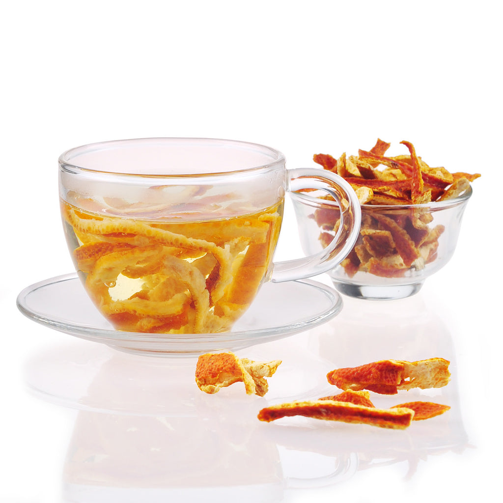 Dried Orange Peel 500g Chen Pi Tangerine Peel Tea Drunk Hot and Cold Relives Cold Flu Symptoms